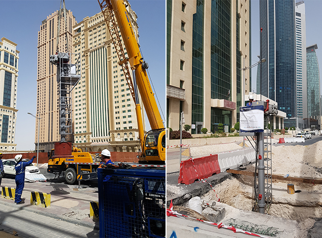 Wellube Successfully Completes Line Stopping Job in Qatar