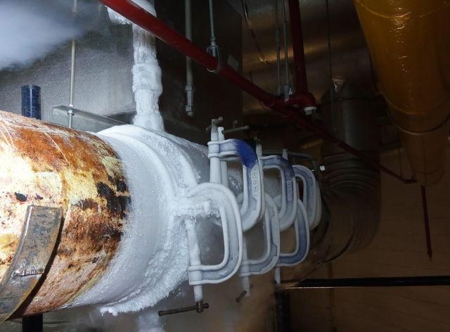 Wellube Completes Pipe Freezing Project at Burj Khalifa