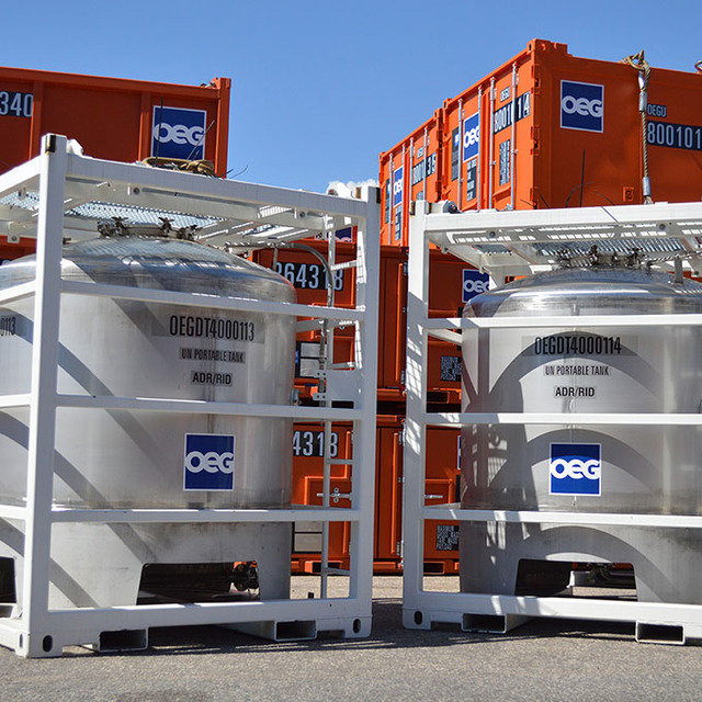 Dnv 2.7-1 Offshore Containers | Workshop And Reefer Units