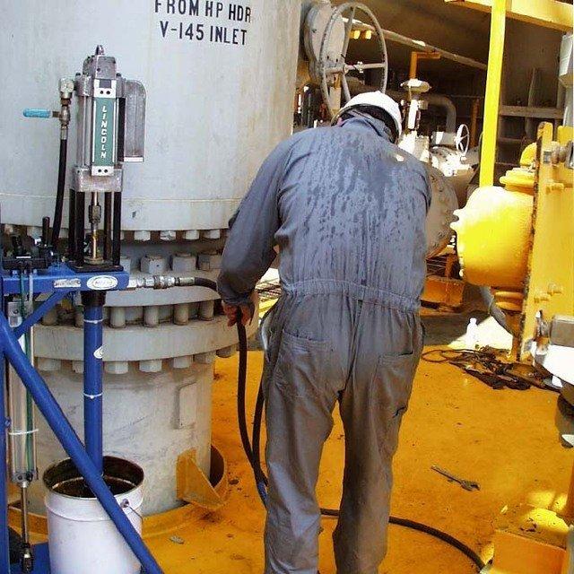 On-Line Valve Flushing, Lubrication and Sealing
