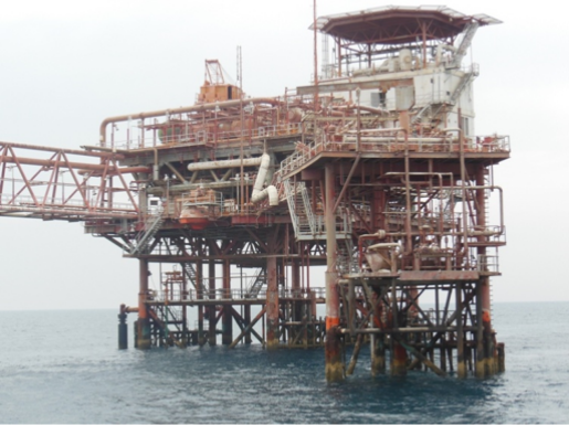 Platform Leg Decommissioning Completed in 7 Months