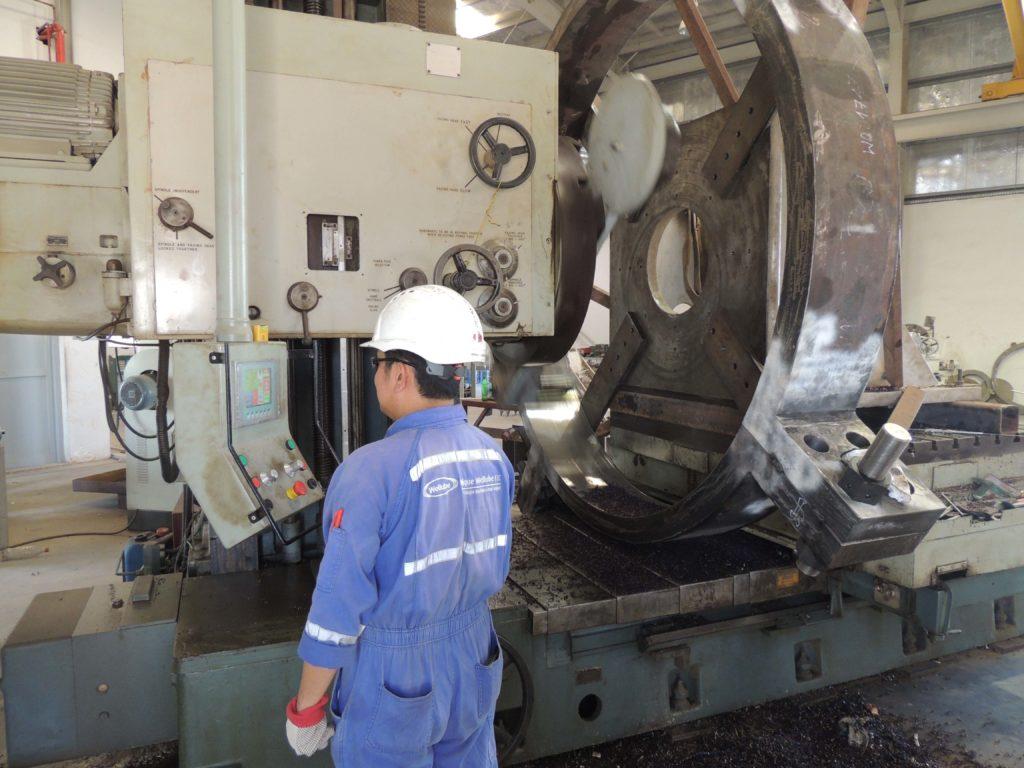 Ring Clamp Machining-2