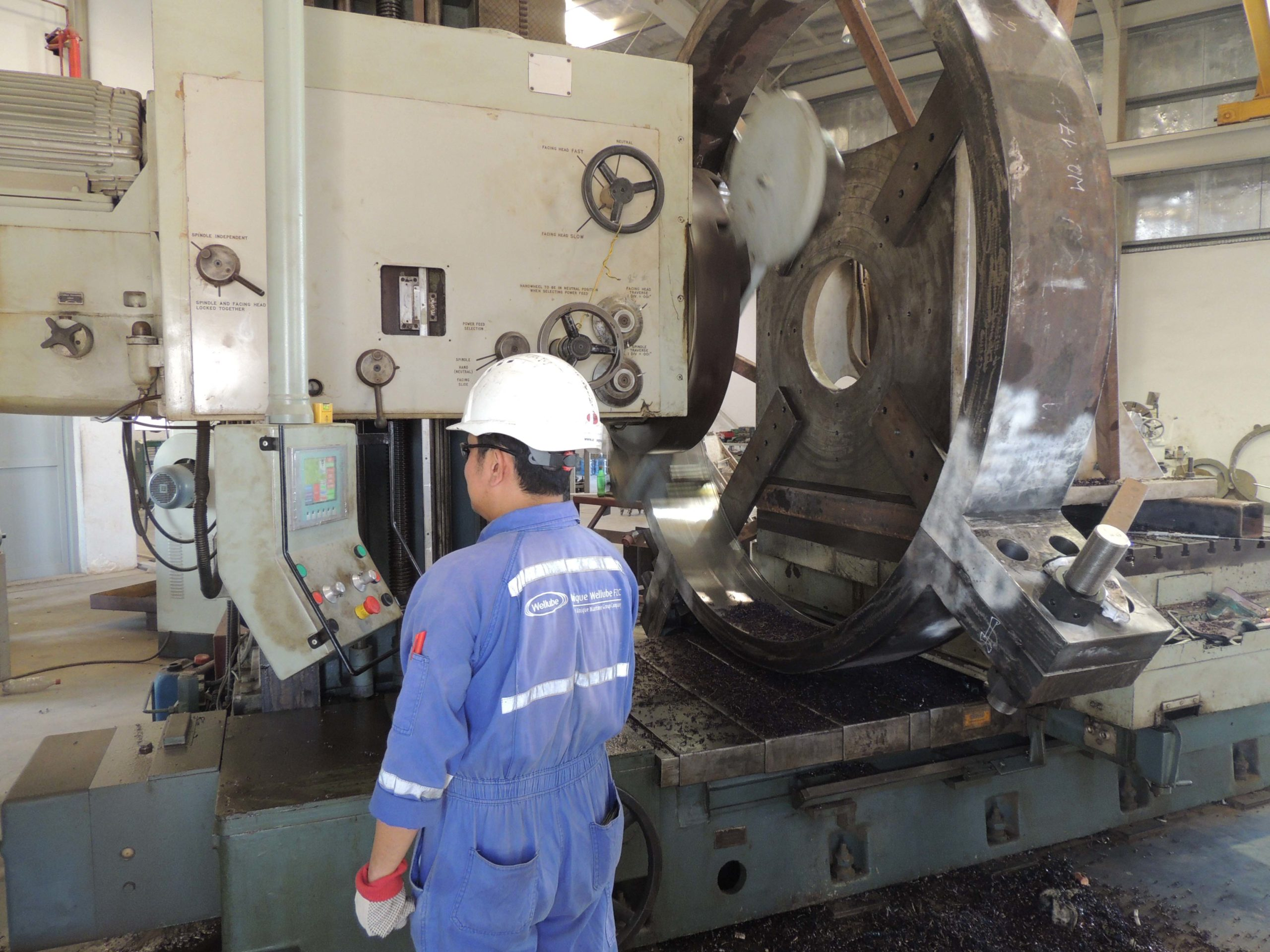 Wellube Successfully Completes Under Pressure Leak Sealing Project For ADGAS
