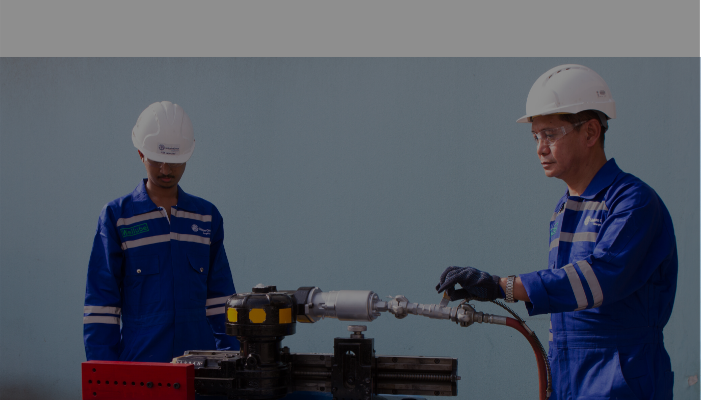 Wellube - Engineering Specialist & Pipeline Maintenance Experts