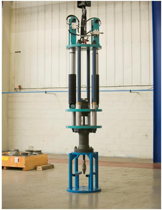 Wellube's Gate Milling Equipment