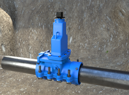 Demystifying Insertion Valve Technology for Water Lines
